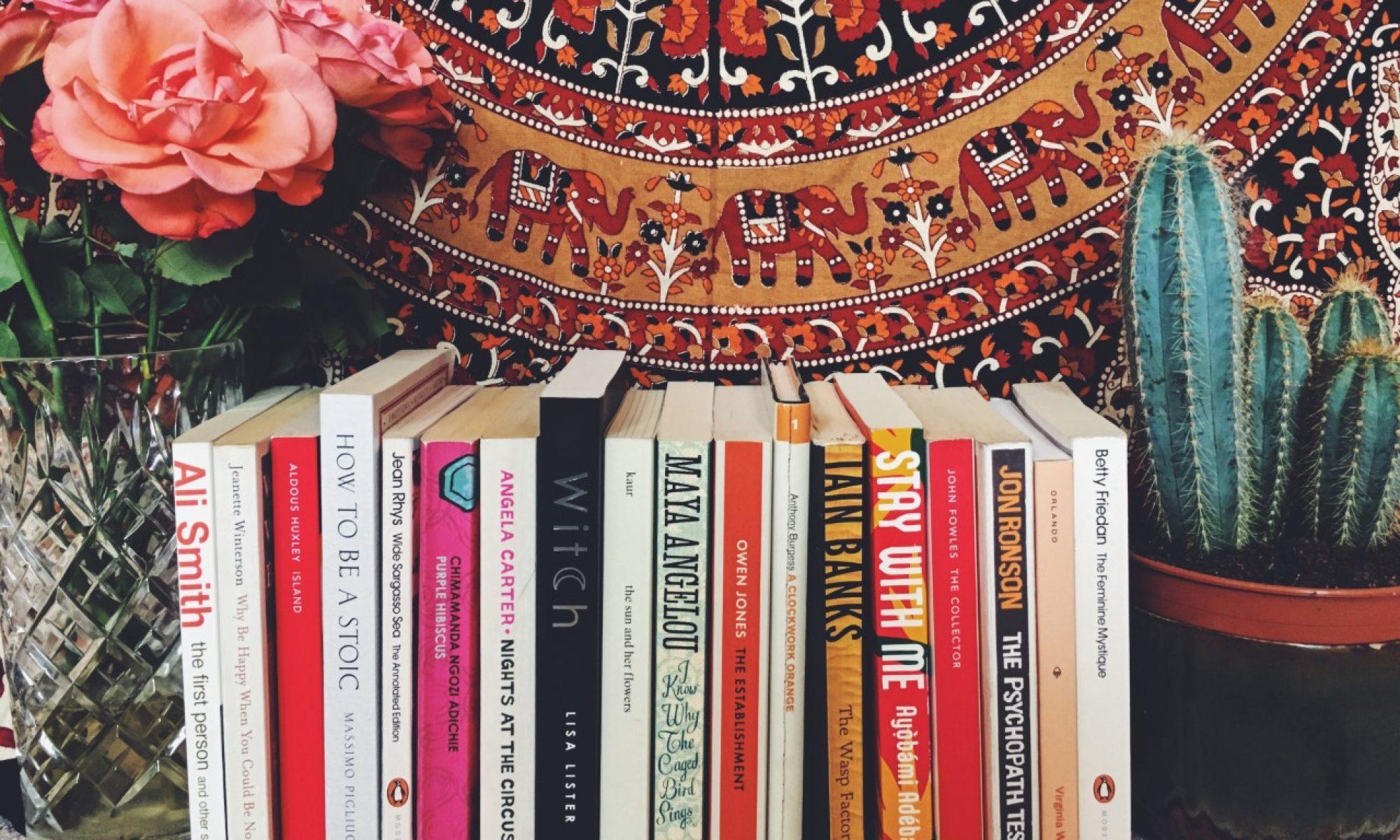 The Bohemian Bookshelf